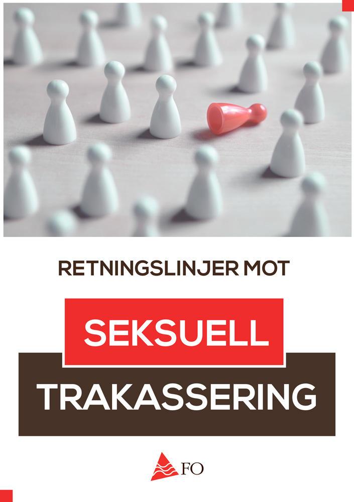 brosjyre seksuell trakassering
