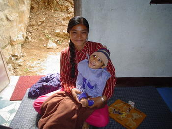 Samarbeid med Guardian Federation of Persons with Intellectual Disabilities, Nepal