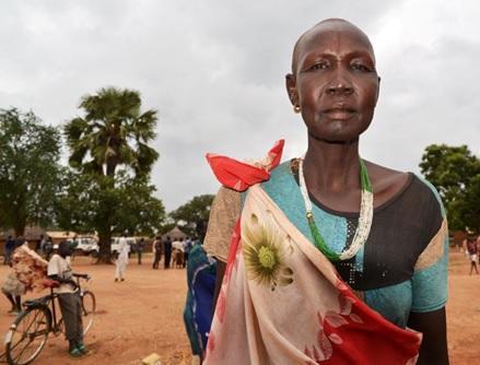 Kvinneprosjektene i Sør Sudan