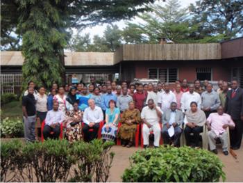 Samarbeid med sosialarbeiderne i Tanzania