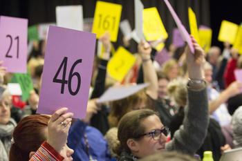 Uttalelser fra FOs 6. kongress