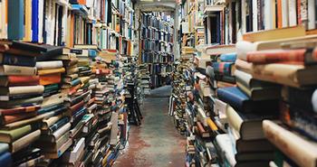 Bøker og kunnskap.