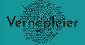 Vernepleierbrosjyra; om vernepleieryrket