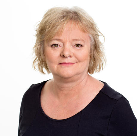Forbundsleder Mimmi Kvisvik i FO.