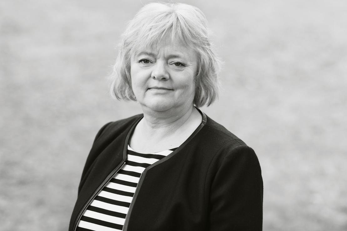 FOs forbundsleder, Mimmi Kvisvik, er positiv til Nav sikkerhetstiltak for egne ansatte
