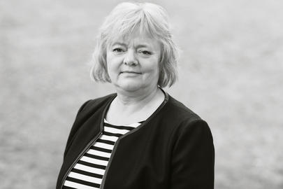 Mimmi Kvisvik forbundsleder i FO.