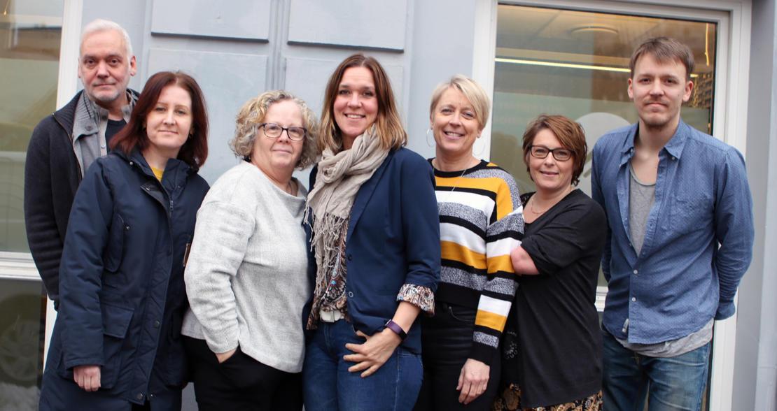 VERNEPLEIERE: FOs profesjonsråd for vernepleiere ledes av Marit Selfors Isaksen i FOs forbundsledelse.