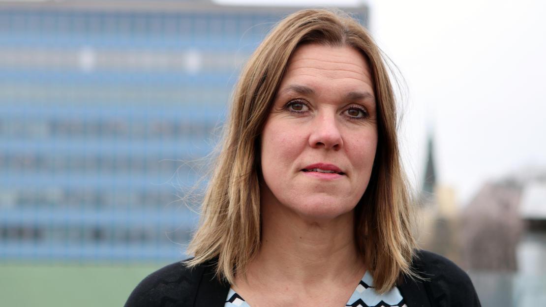 DELTOK PÅ STORTINGET: Marit S. Isaksen stilte i høring på Stortinget torsdag.