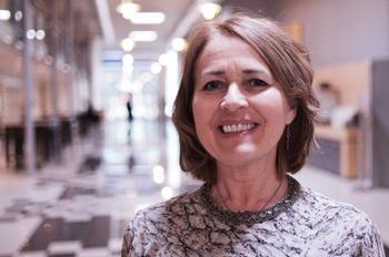 Marianne R. Andreassen, årets sosialarbeider 2015