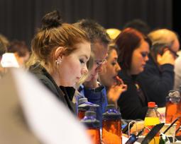 Delegat Anine Holmeide