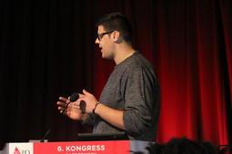 Bilde av taler