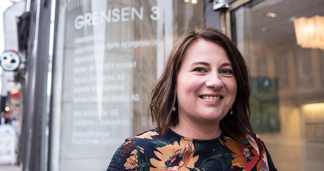 ENIGHET: LO Stat kom omsider til enighet med staten om årets lønnsoppgjør. FOs Kathrine Haugland Martinsen deltok i forhandlingsutvalget.