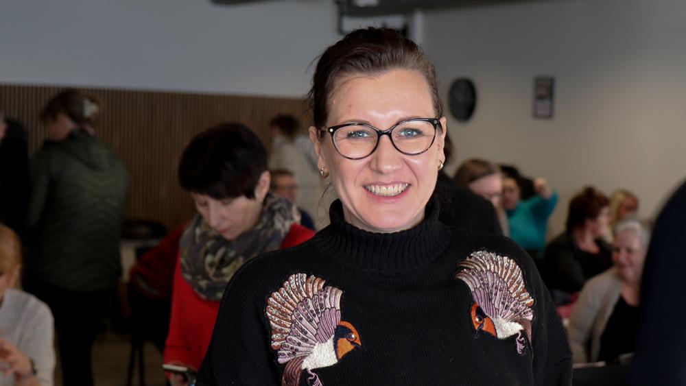 STOR SEIER: Nestleder i F=, Marianne Solberg er svært fornøyd med dagens kjennelse.