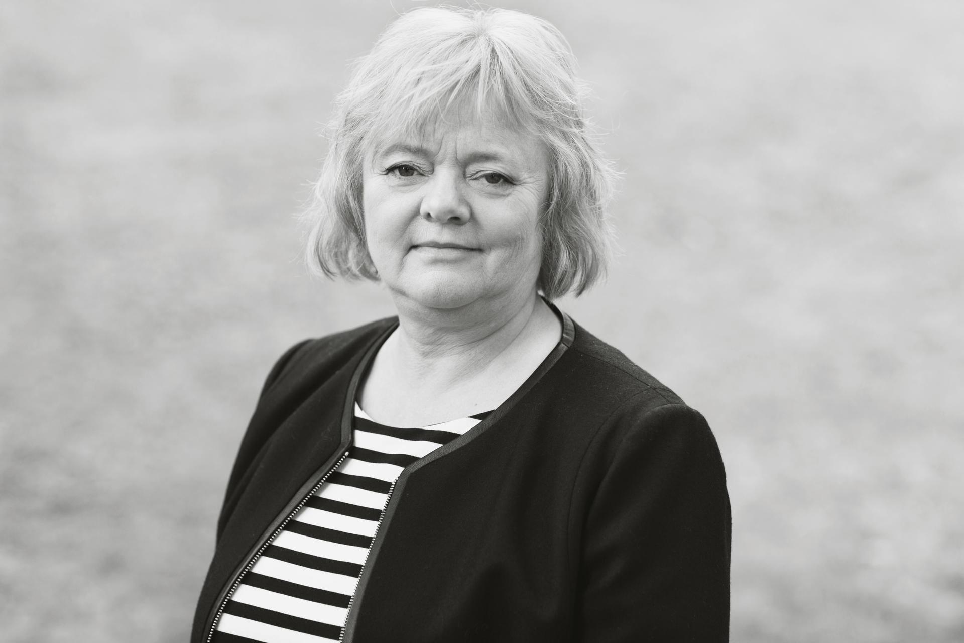 FO-leder, Mimmi Kvisvik