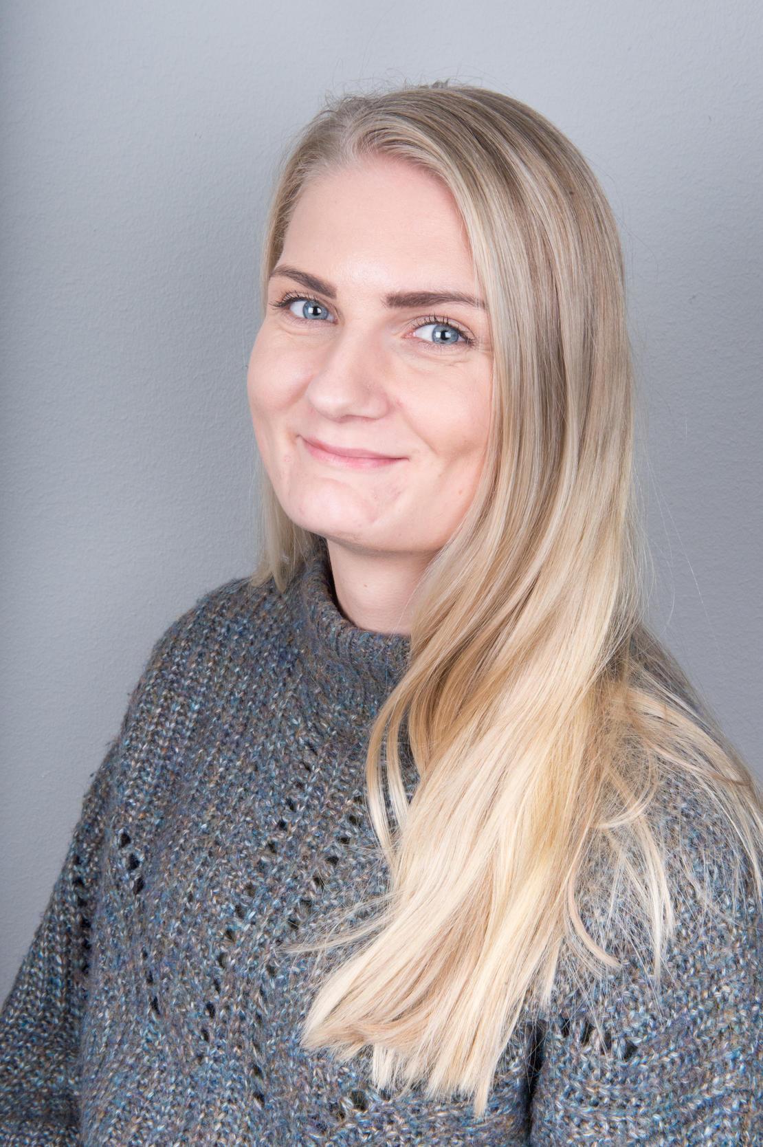 NY NESTLEDER: Iris Jansdottir Nordberg er ny nestleder i FO-Studentenes sentralstyre