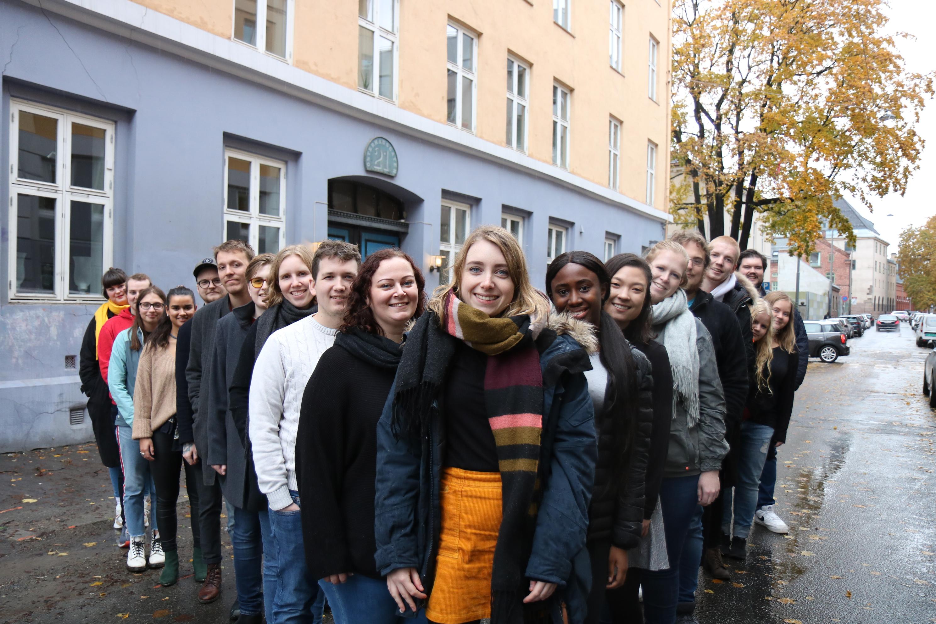 studentdelegasjonen 2019