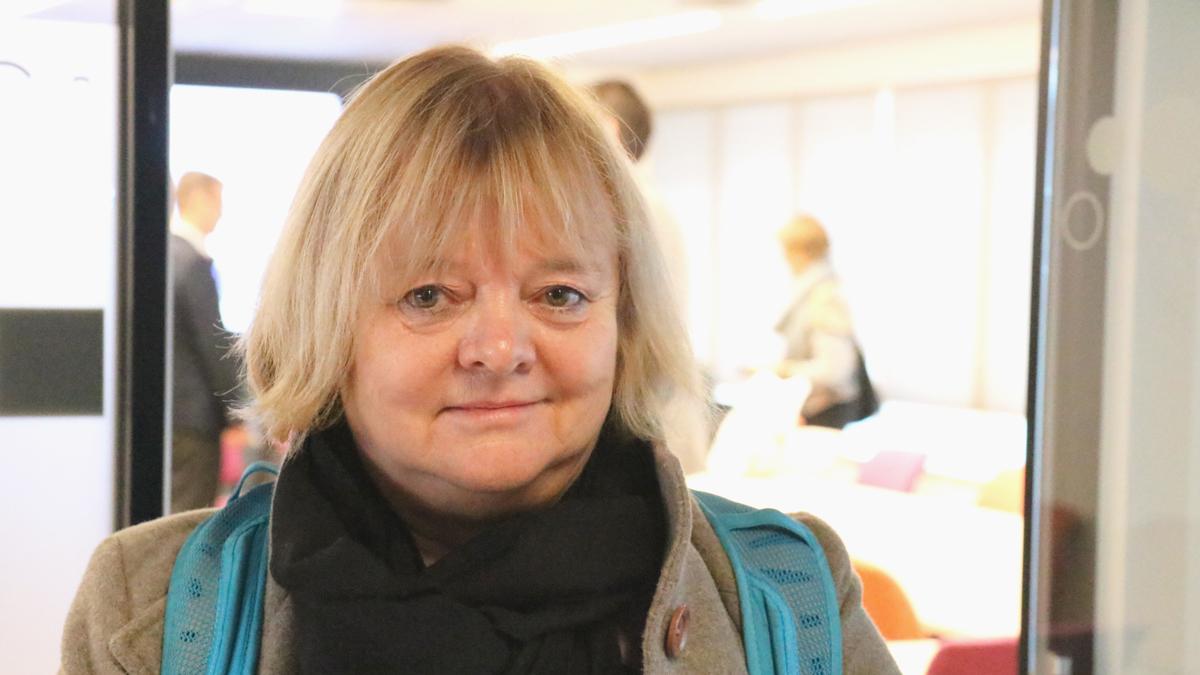 TRENGER TID: FO-leder Mimmi Kvisvik deltok i forhandlingene som nå blir utsatt.