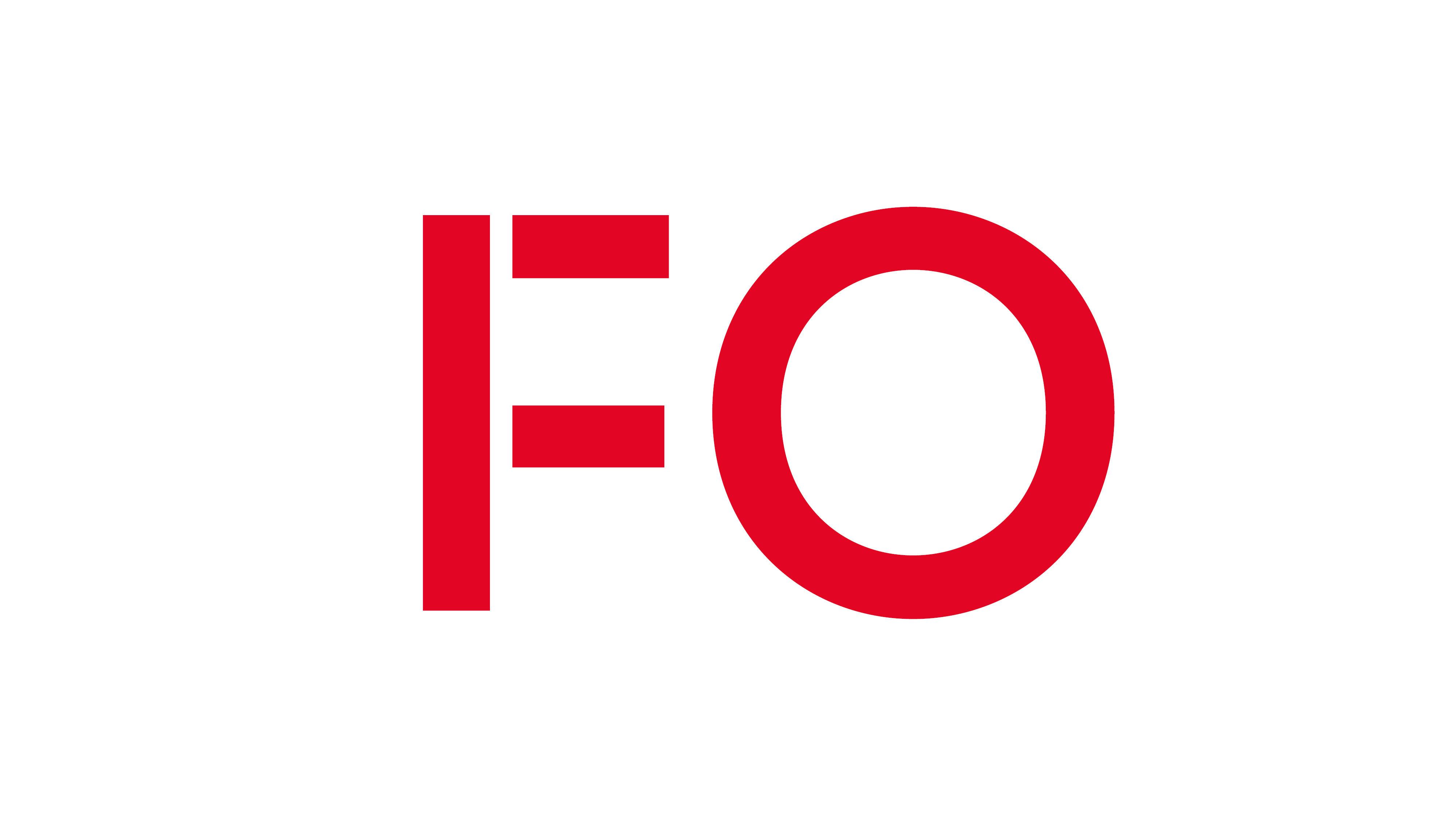 Logo og visuell profil for FO