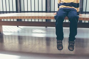 Skaper utenforskap blant barn og unge. Foto.