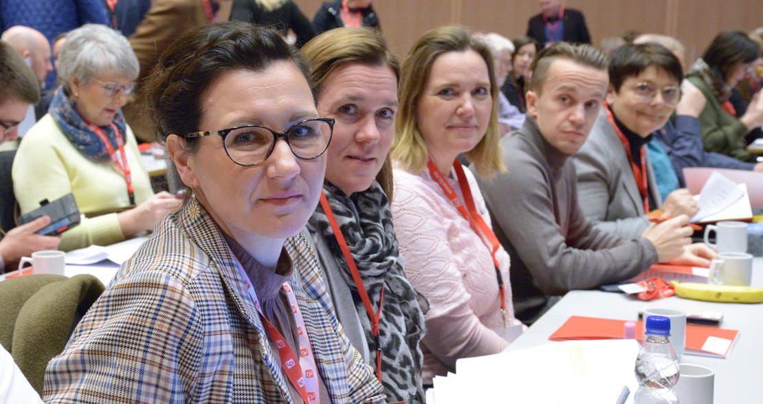 FO-delegasjonen
