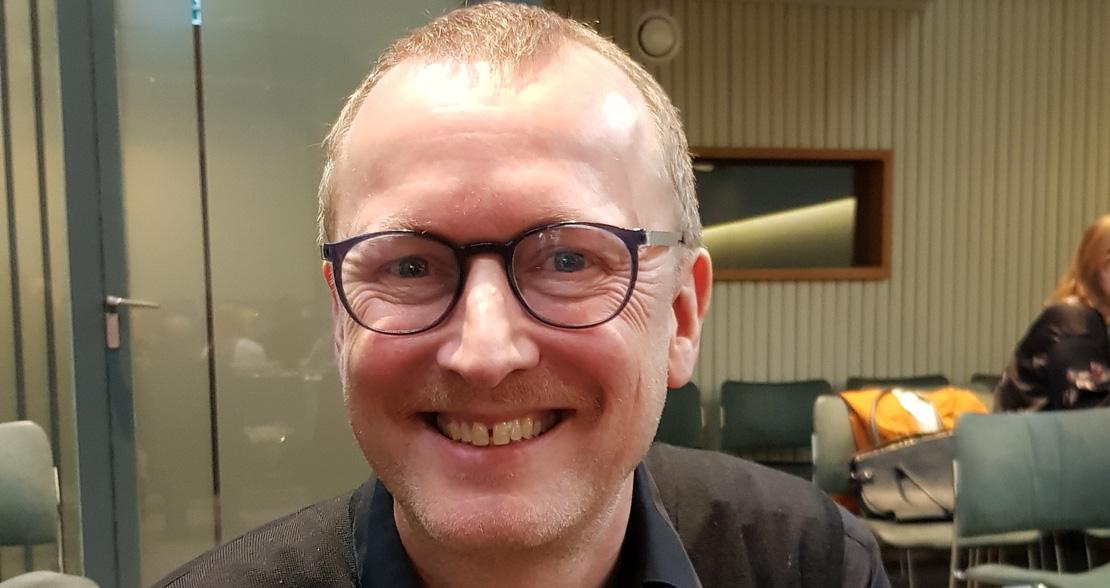 Børge Erdal er leder for Uteseksjonen i Oslo