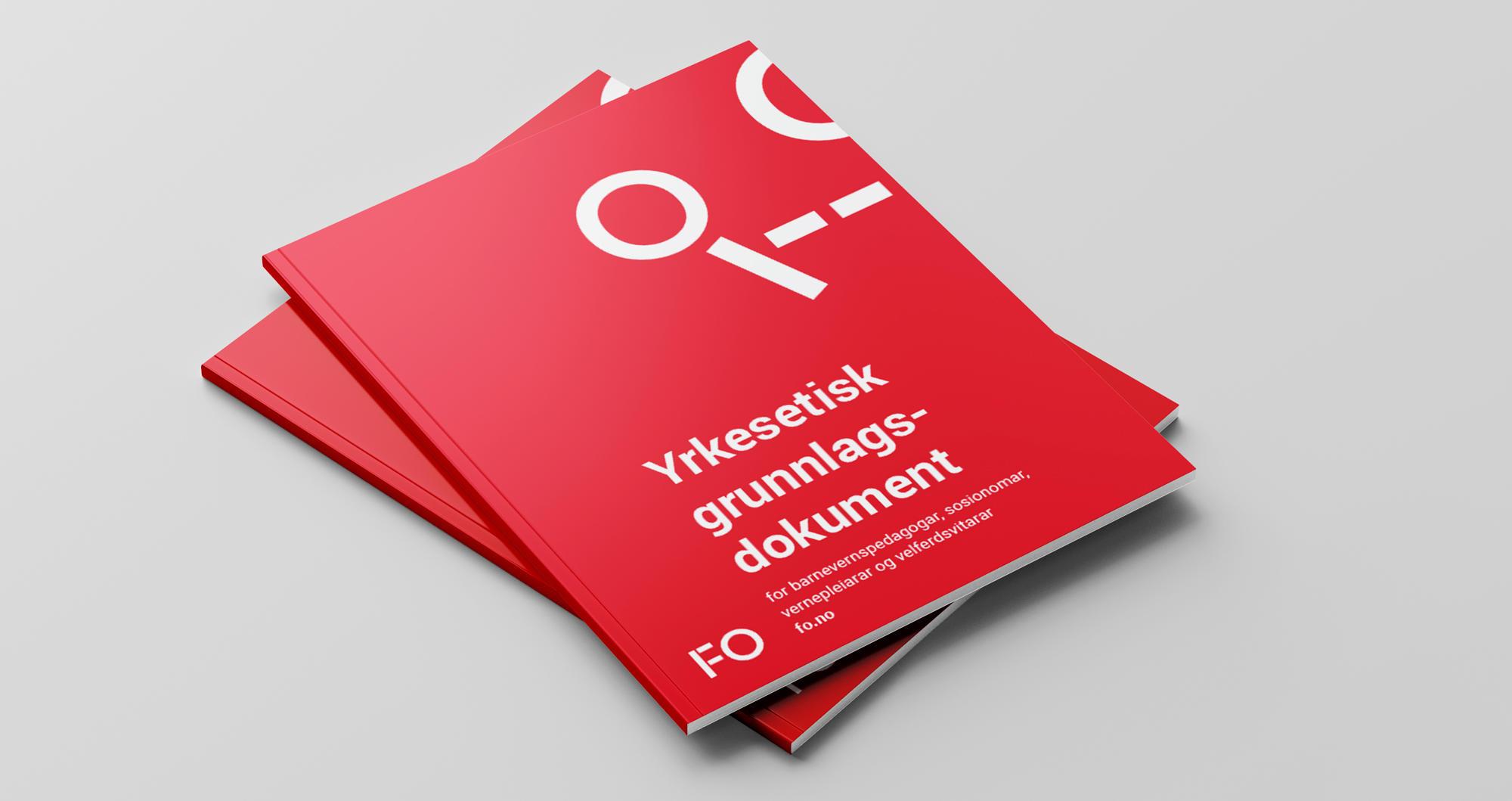 Yrkesetisk grunnlagsdokument FO 2019-2023 (nynorsk)