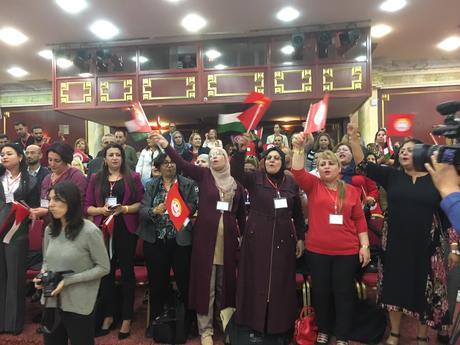 Den tunisiske fagbevegelsen