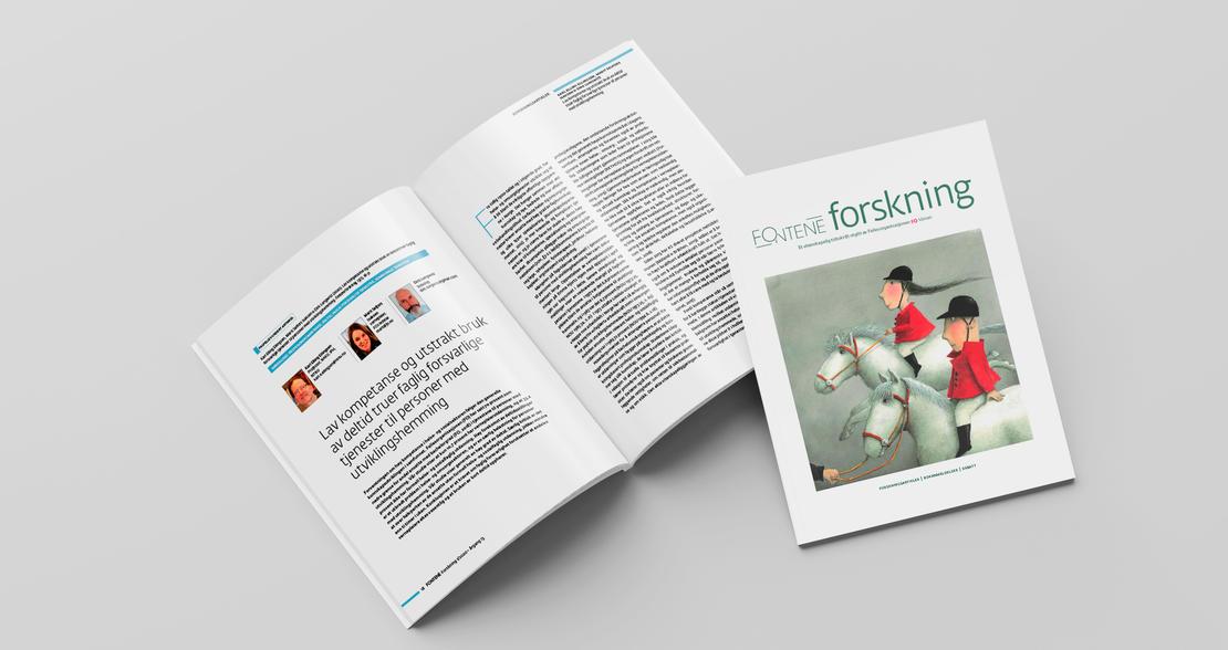 Ny utgave av Fontene Forskning ut nå