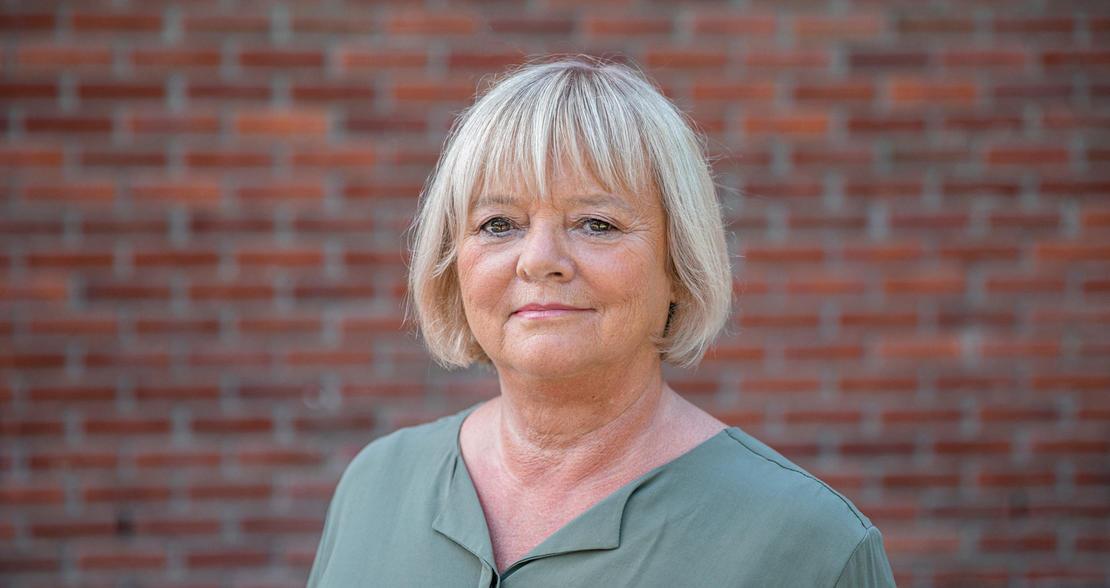 REPRESENTERER FO: FO-leder Mimmi Kvisvik deltar i forhandlingene med KS.
