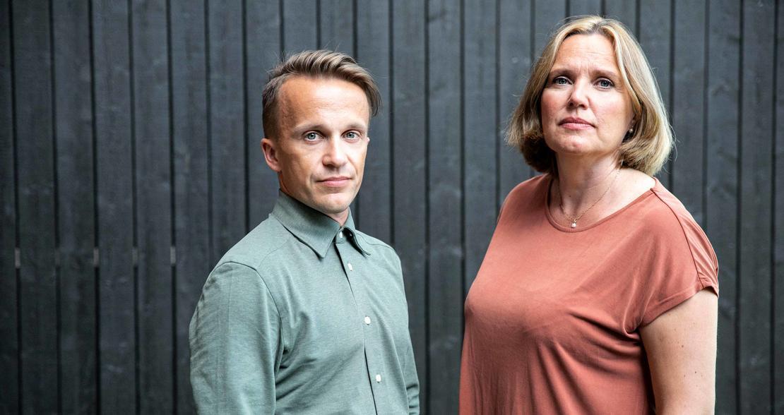 Ole Henrik og Hanne