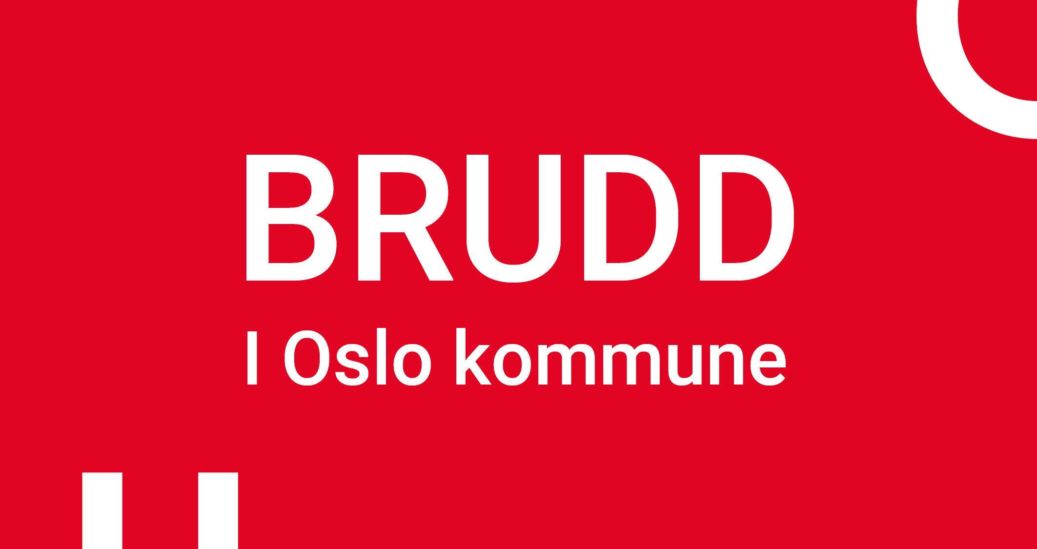 Brudd i lønnsforhandlingene i Oslo kommune