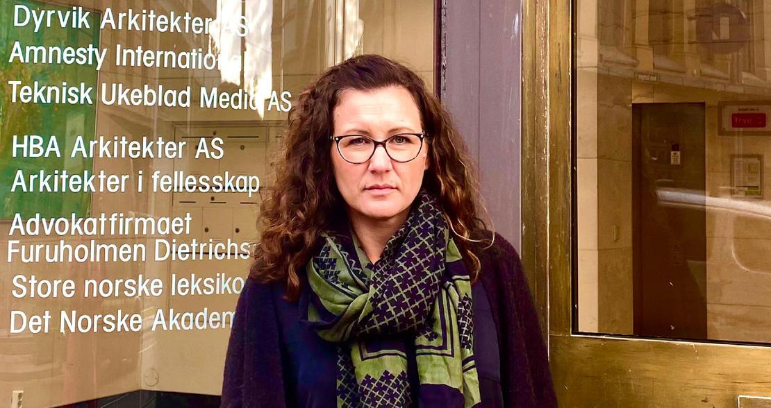 FO Marianne Solberg