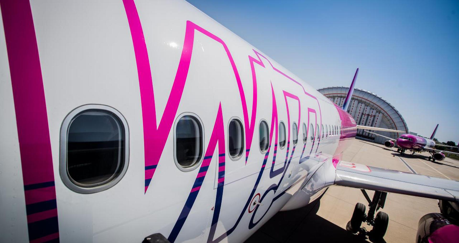 LOVSTRIDIG: Wizz Air vil ikke la sine ansatte organisere seg i en fagforening, noe som strider med den norske grunnloven.