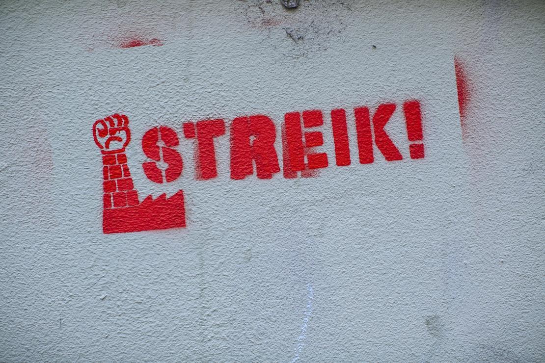Streik Vekterne i Norsk Arbeidsmandsforbund