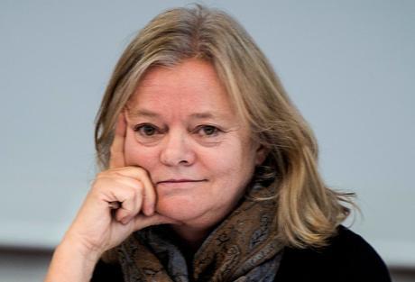 Forbundsleder Mimmi Kvisvik