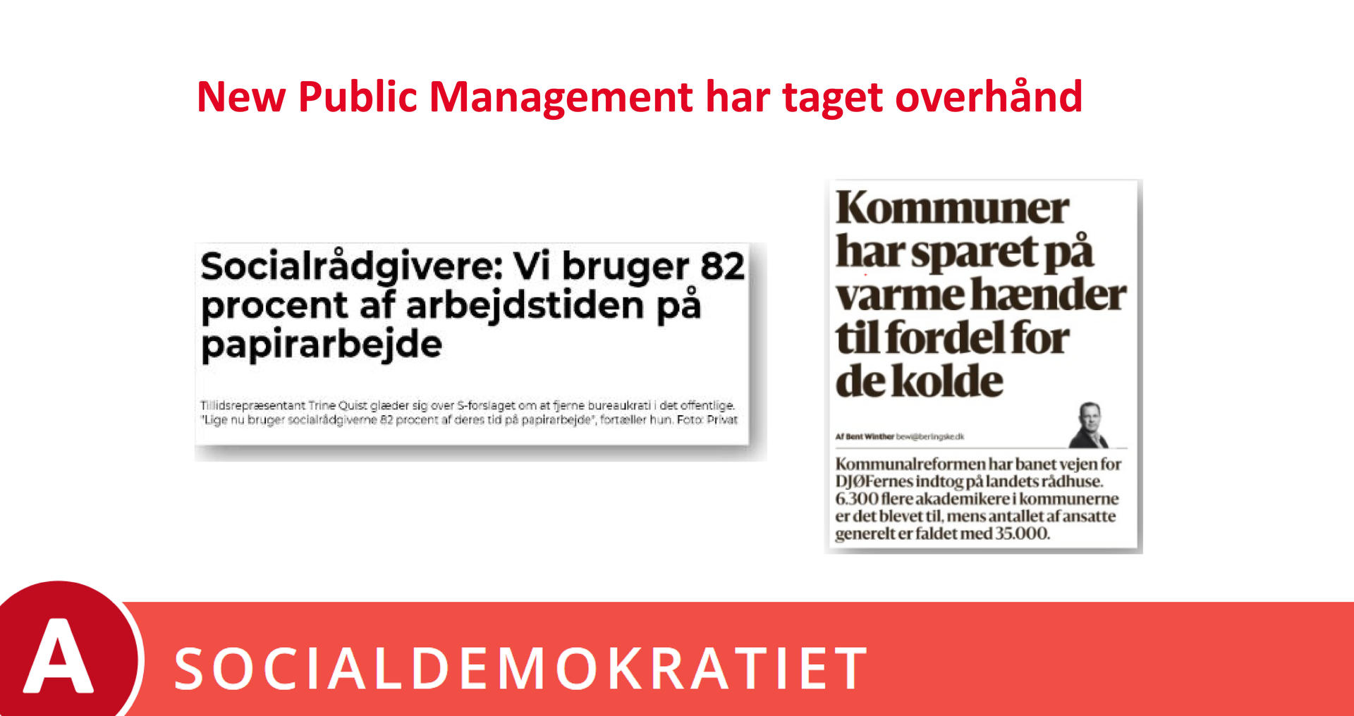 Dansk tillitsreform