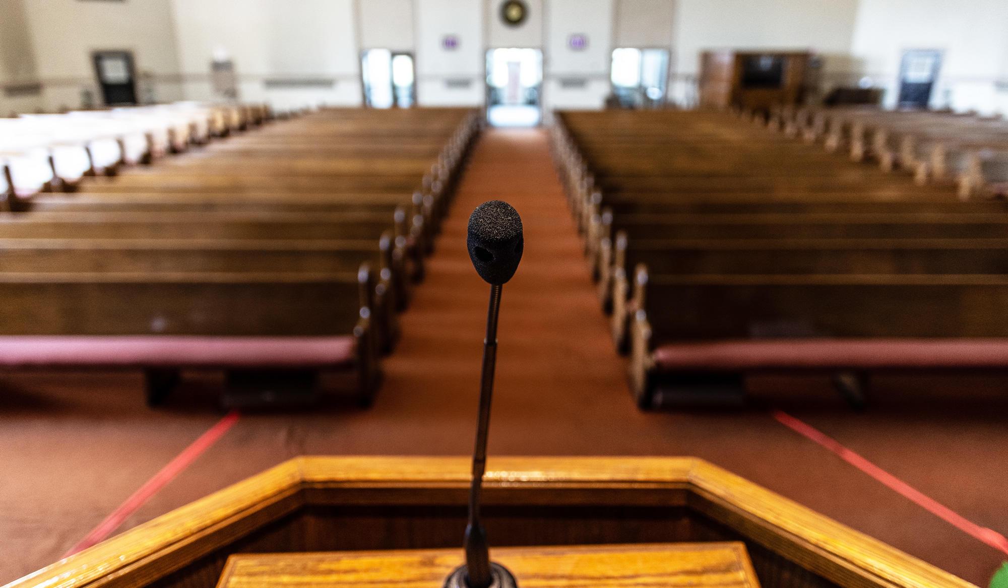 Streik i kirkelig sektor