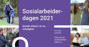 Sosialarbeiderdagen 16.mars 2021