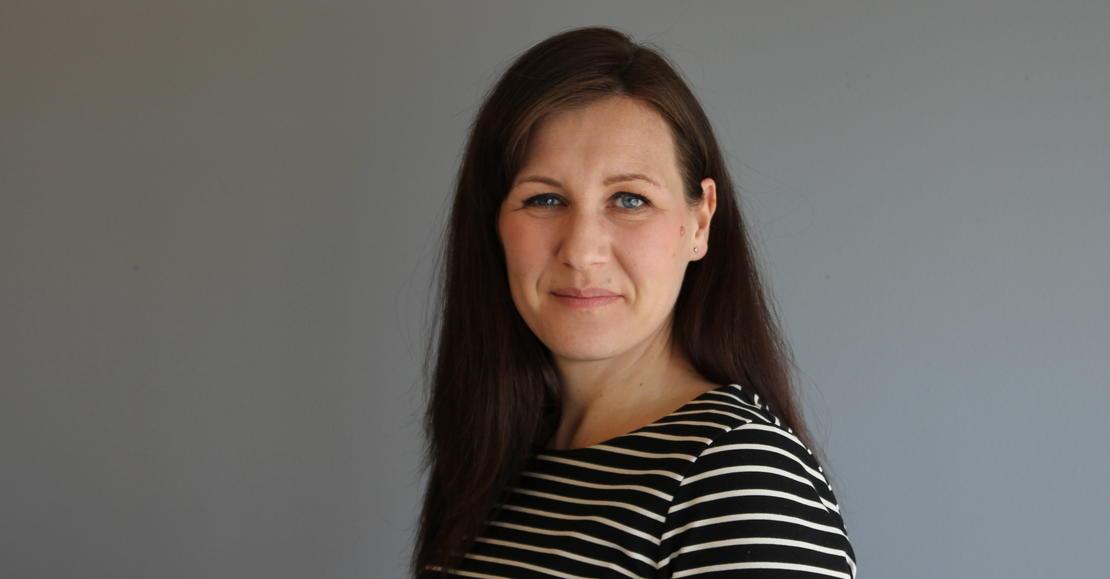 GREI LØSNING: Nestleder i FO, Marianne Solberg, er tilfreds med at hovedavtalen i staten videreføres.