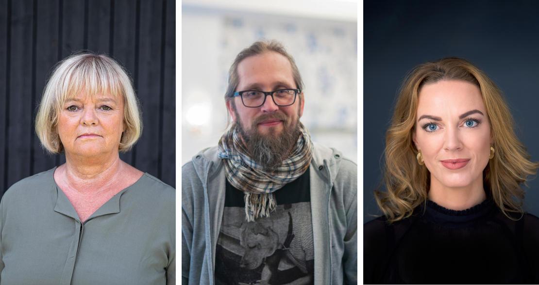 Mimmi Kvisvik fra FO, Thomas Johansen fra Landsforeningen for barnevernsbarn og Sissel Aarak fra SOS-Barnebyer mener lokalpolitikere må ta ansvar for at dem som ikke roper høyest også blir hørt.