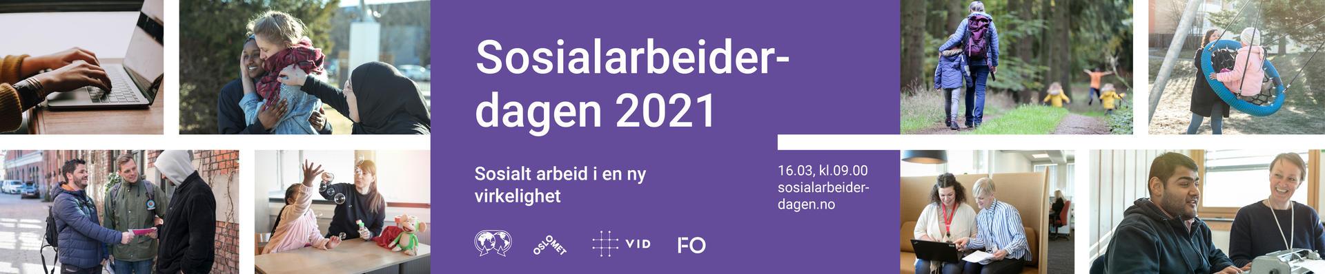 Sosialarbeiderdagen 2021