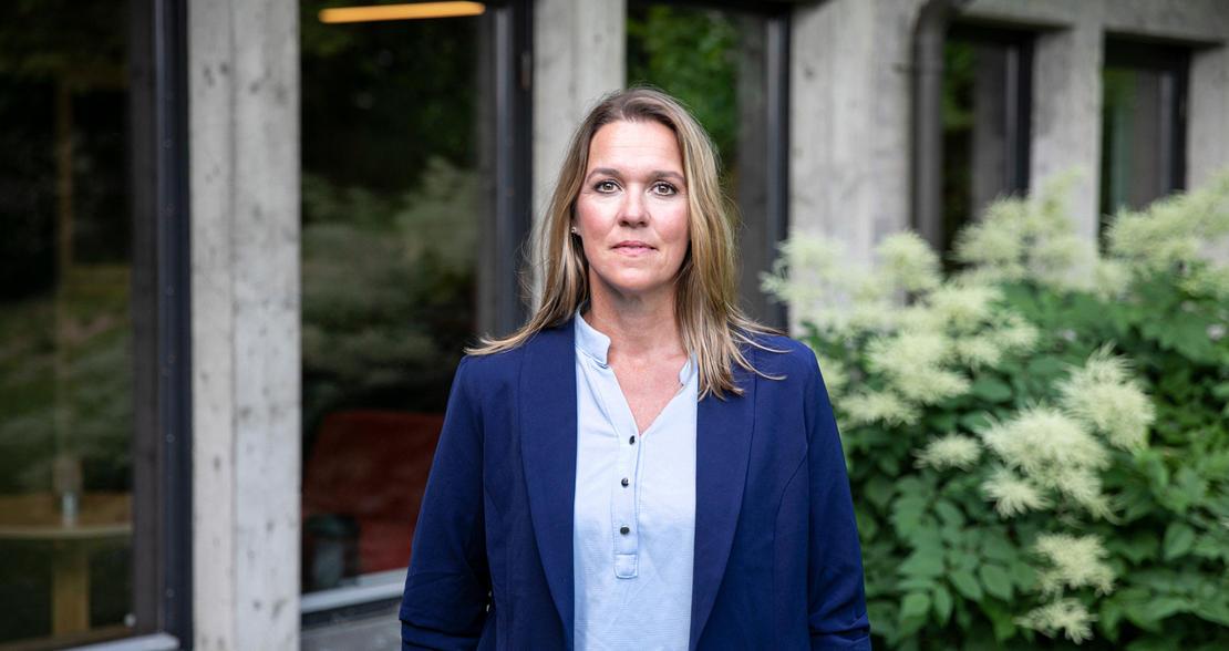 SKUFFET: Marit Selfors Isaksen er skuffet over politikerne