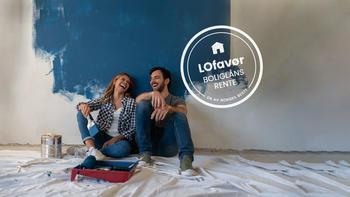 Lavere boliglånsrente med LOfavør, igjen