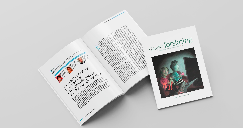Årets første utgave av Fontene forskning er nå ute