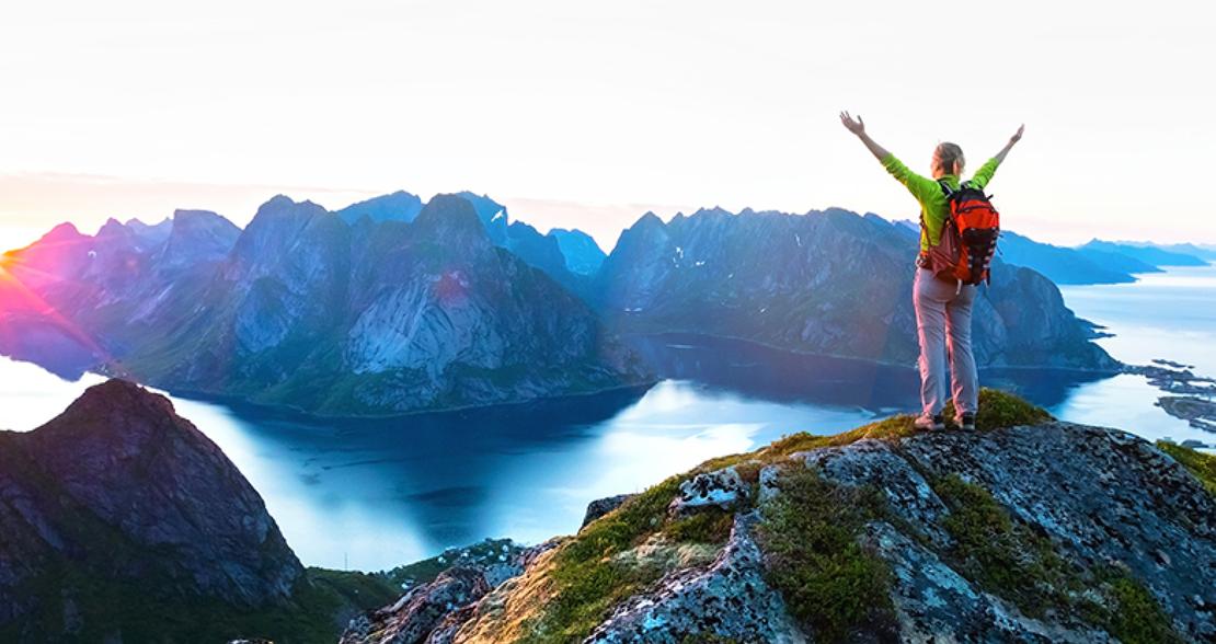 Reiseforsikring gir trygghet - også på norgesferie!