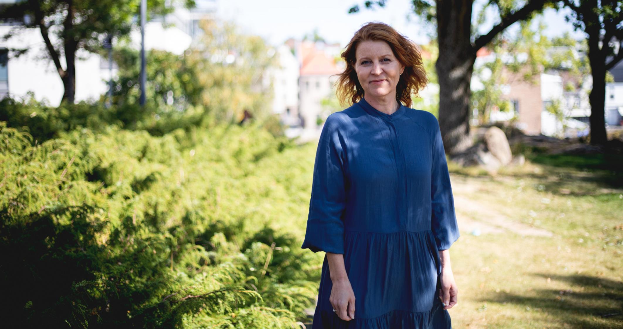 FOrskerportrett: I forbindelse med webinarserien FOrskerfrokost har vi intervjuet Høgskolelektor Marina Snipsøyr Sletten, som presenterer sin forskning på FOs arrangement tirsdag 7. september.