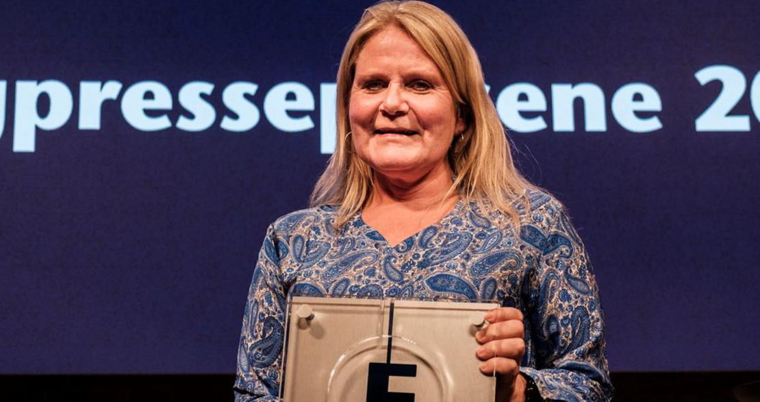 Solfrid Rød, Fontenes redaktør, ble av den norske fagpressen utnevnt til årets fagpresseredaktør.