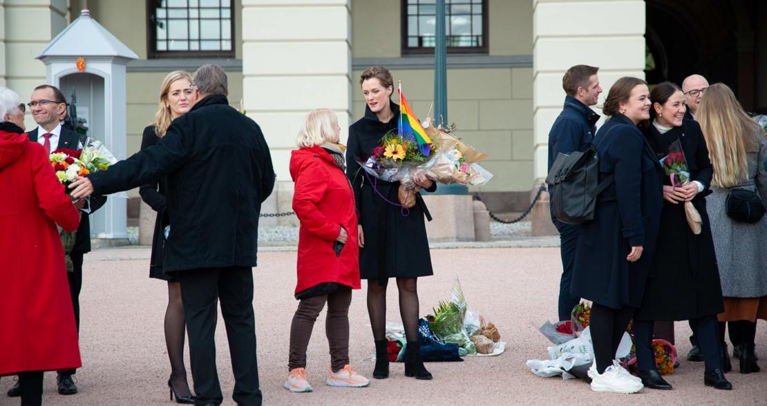 Mimmi Kvisvik og Anette Trettebergstuen