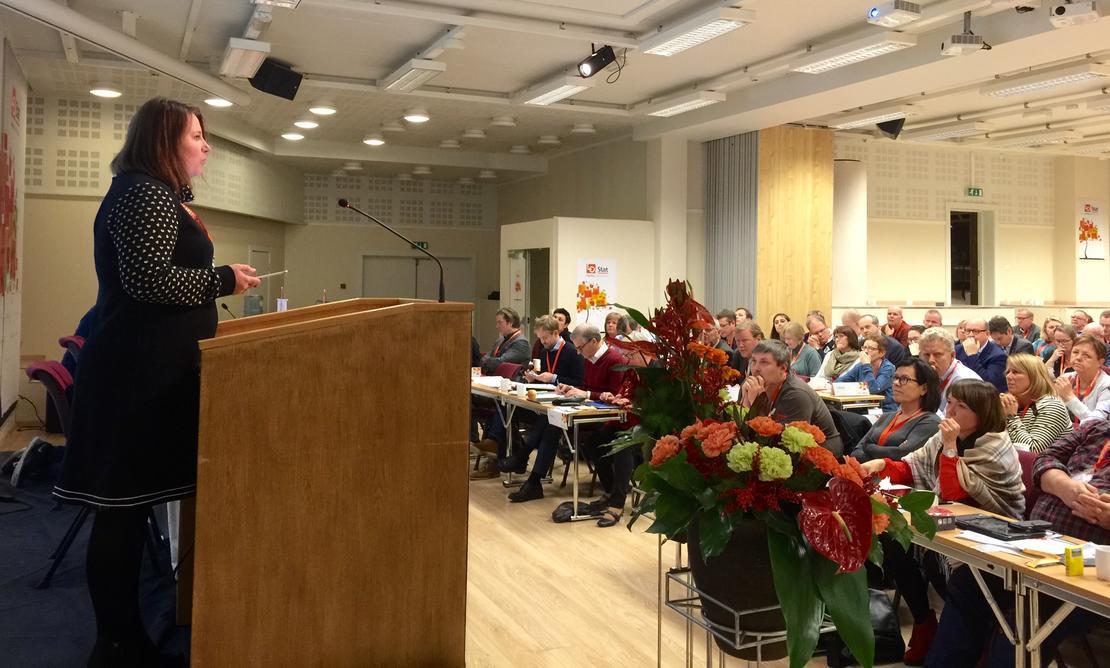 Kathrine - kartellkonferanse