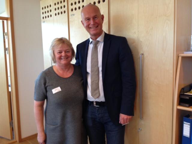 Nyttig Mote Med Helsedirektoratet Fo Din Fagforening